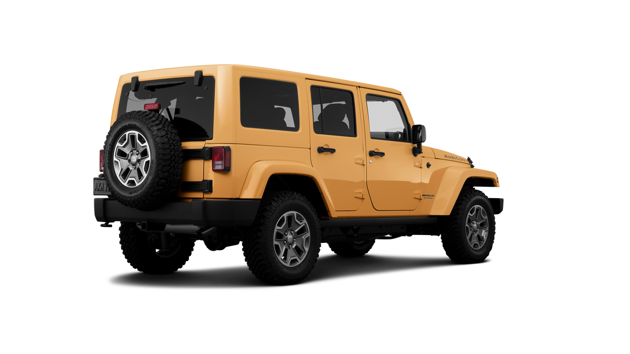 2014 Jeep Wrangler Unlimited Sport Utility