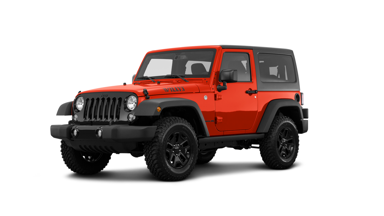 2016 Jeep Wrangler Sport Utility