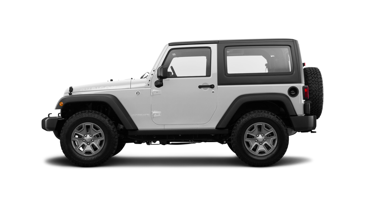 2016 Jeep Wrangler 2D Sport Utility