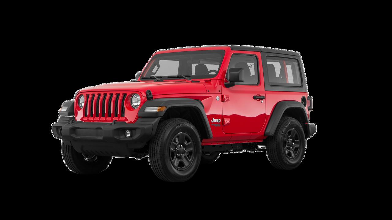 2019 Jeep Wrangler Sport Utility