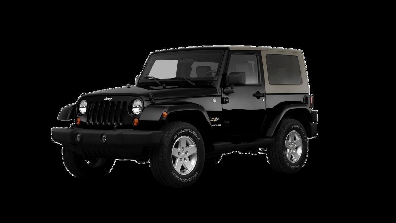 2007 Jeep Wrangler Sport Utility
