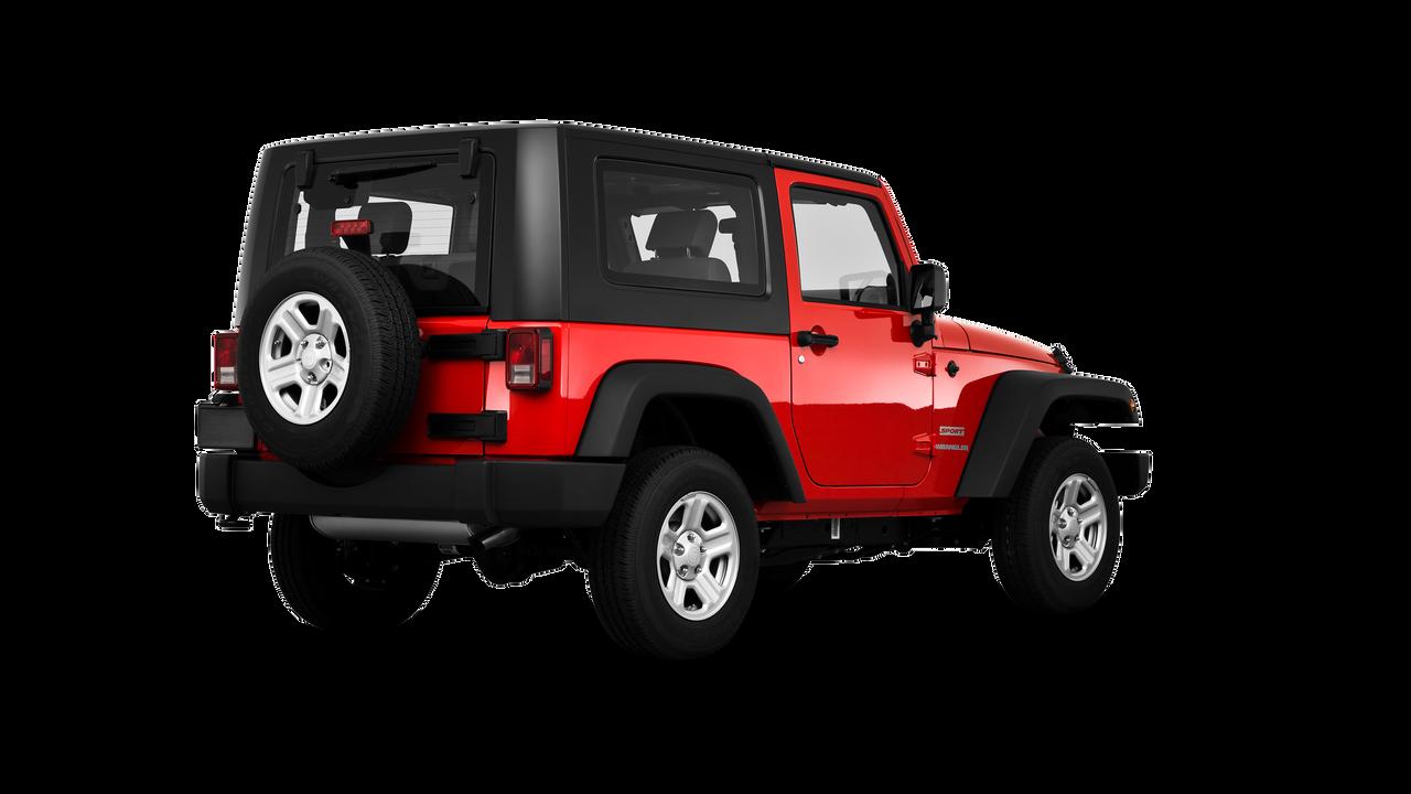 2010 Jeep Wrangler Sport Utility