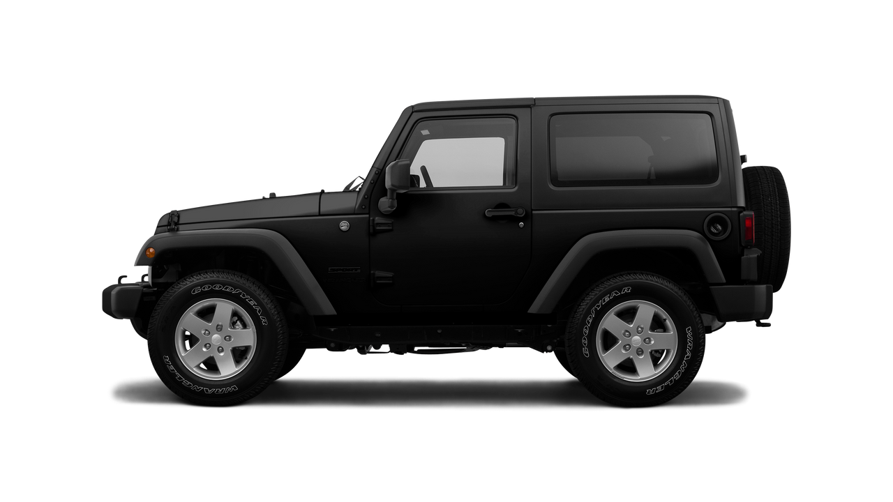 2012 Jeep Wrangler Sport Utility
