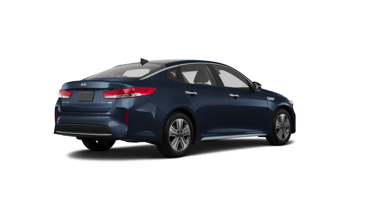 2018 Kia Optima Plug-In Hybrid 4D Sedan