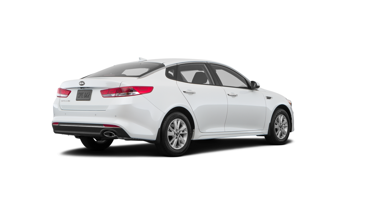 2018 Kia Optima 4dr Car