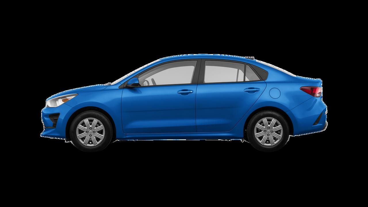 2021 Kia Rio Hatchback