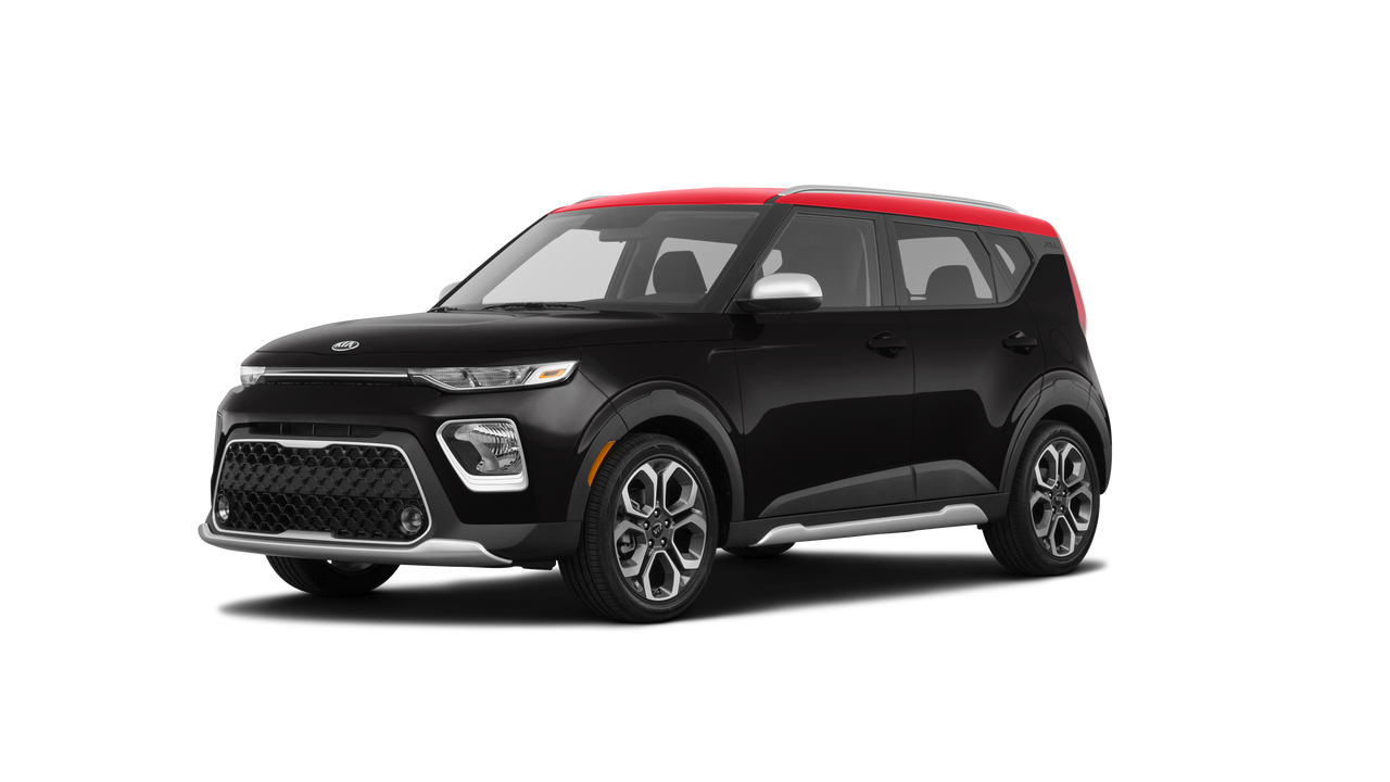 2020 Kia Soul Hatchback