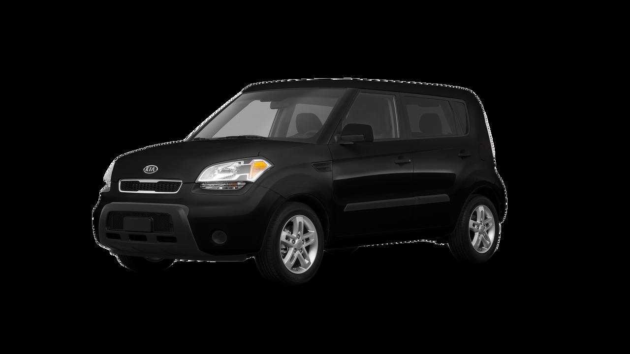 2011 Kia Soul Hatchback