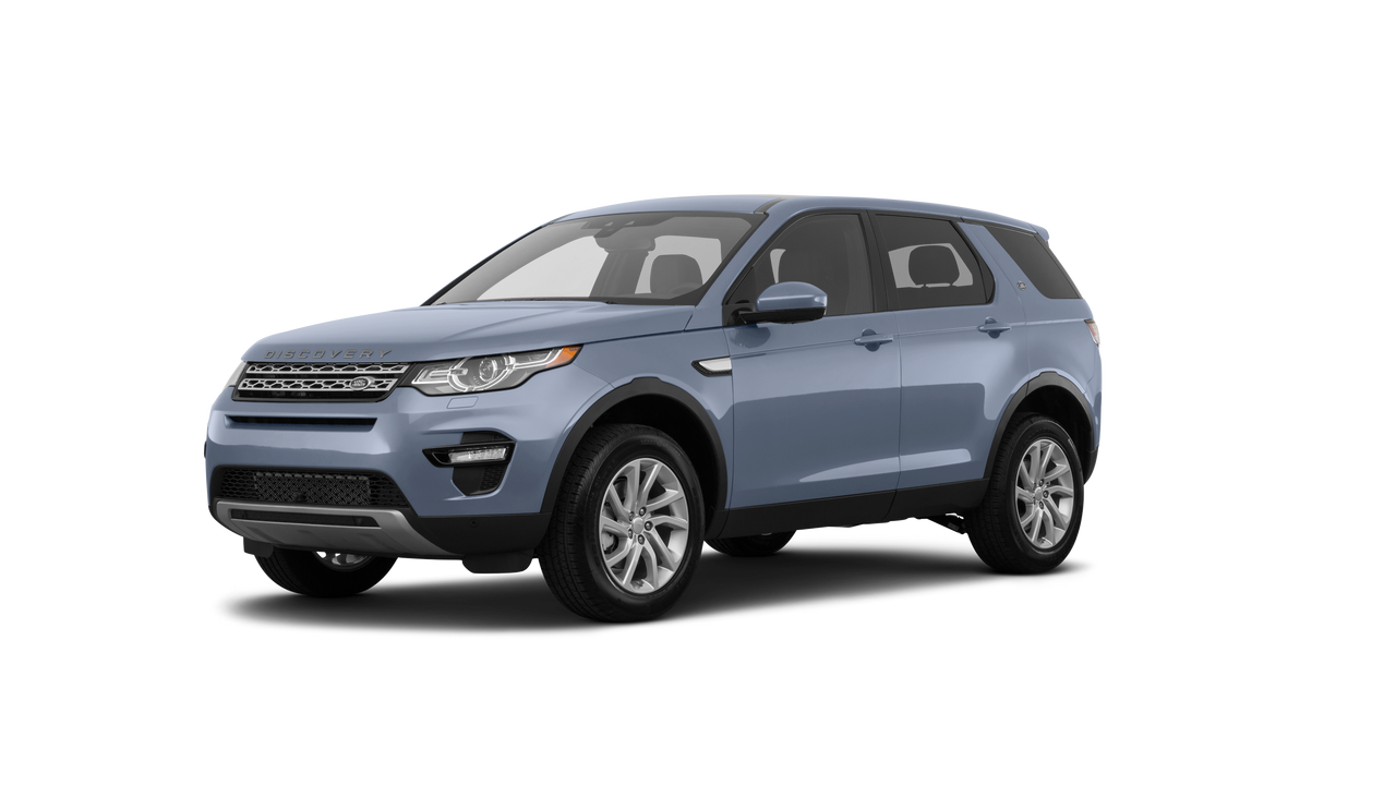 2018 Land Rover Discovery 4D Sport Utility