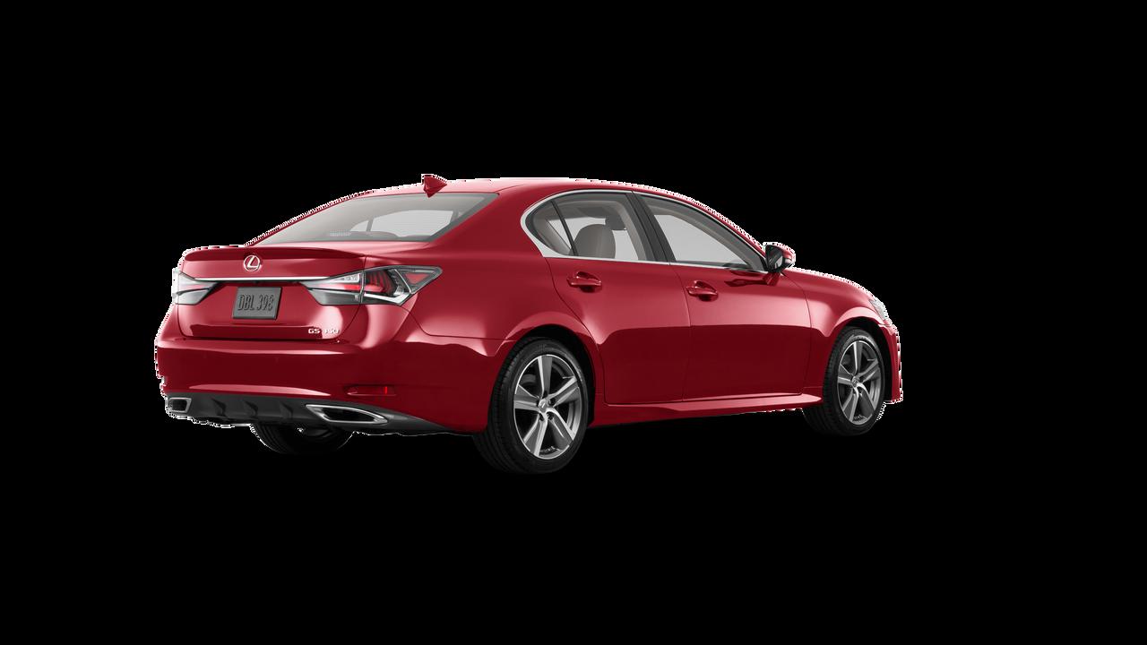 2016 Lexus GS 4dr Car