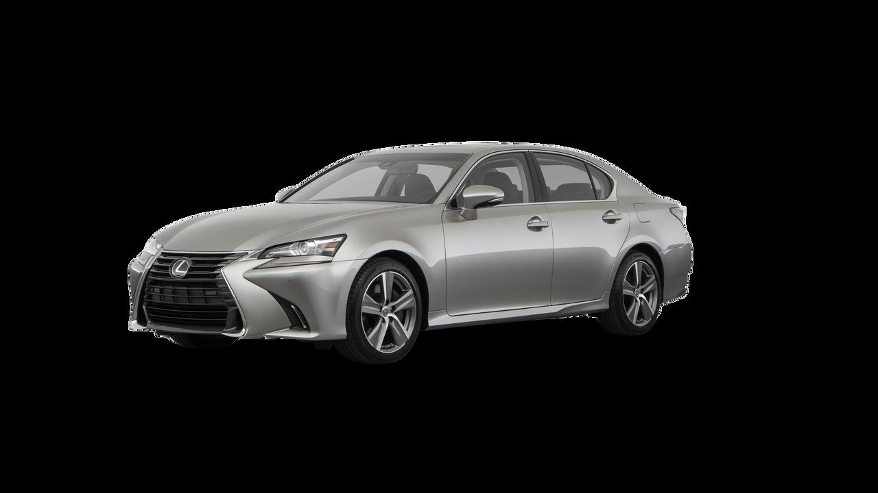 2018 Lexus GS 4dr Car