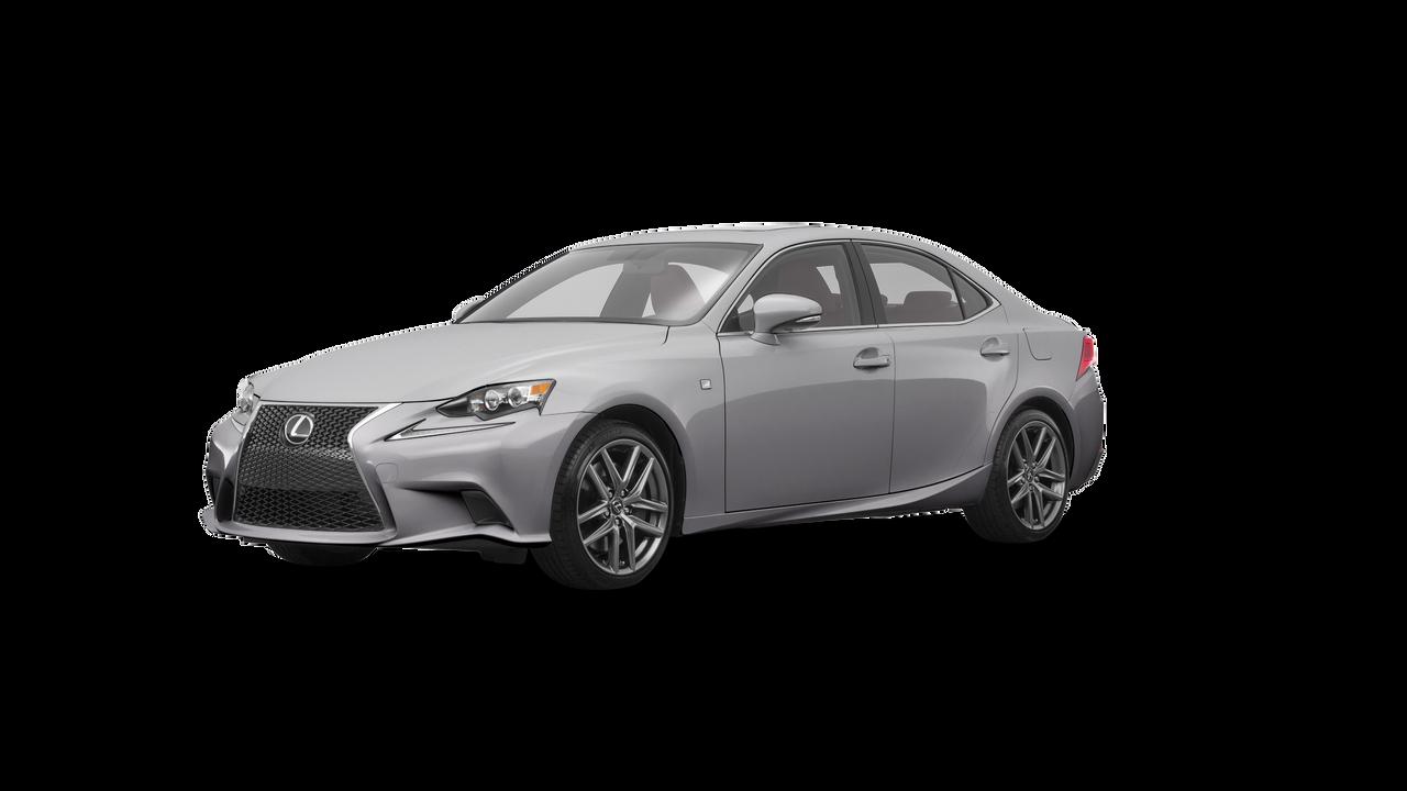 2016 Lexus IS 4dr Car