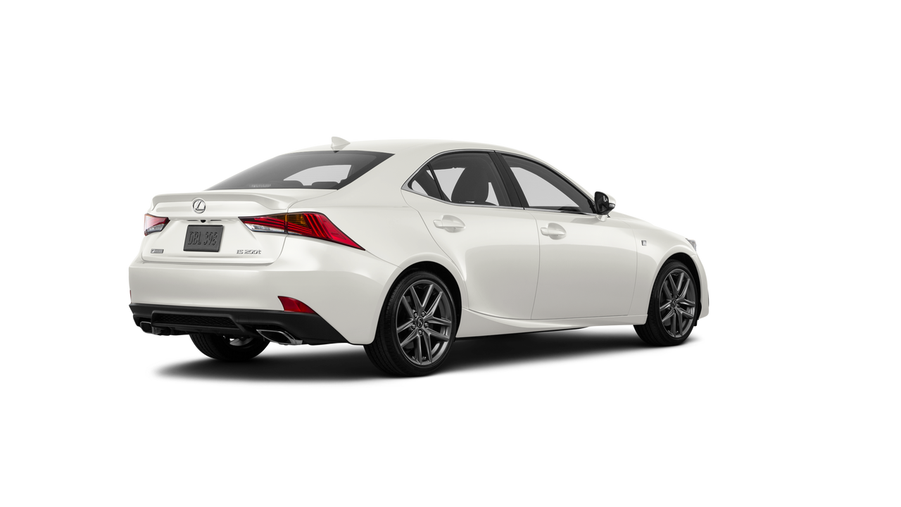 2017 Lexus IS 4dr Car