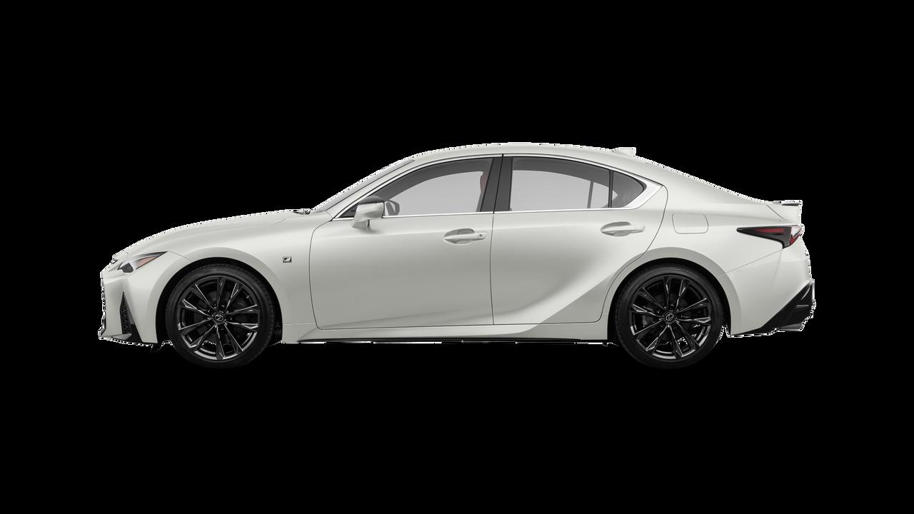 2021 Lexus IS 4dr Car