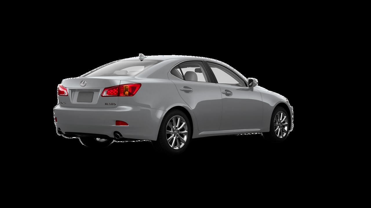2009 Lexus IS 4dr Car