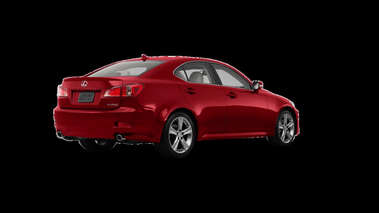 2012 Lexus IS 4dr Car