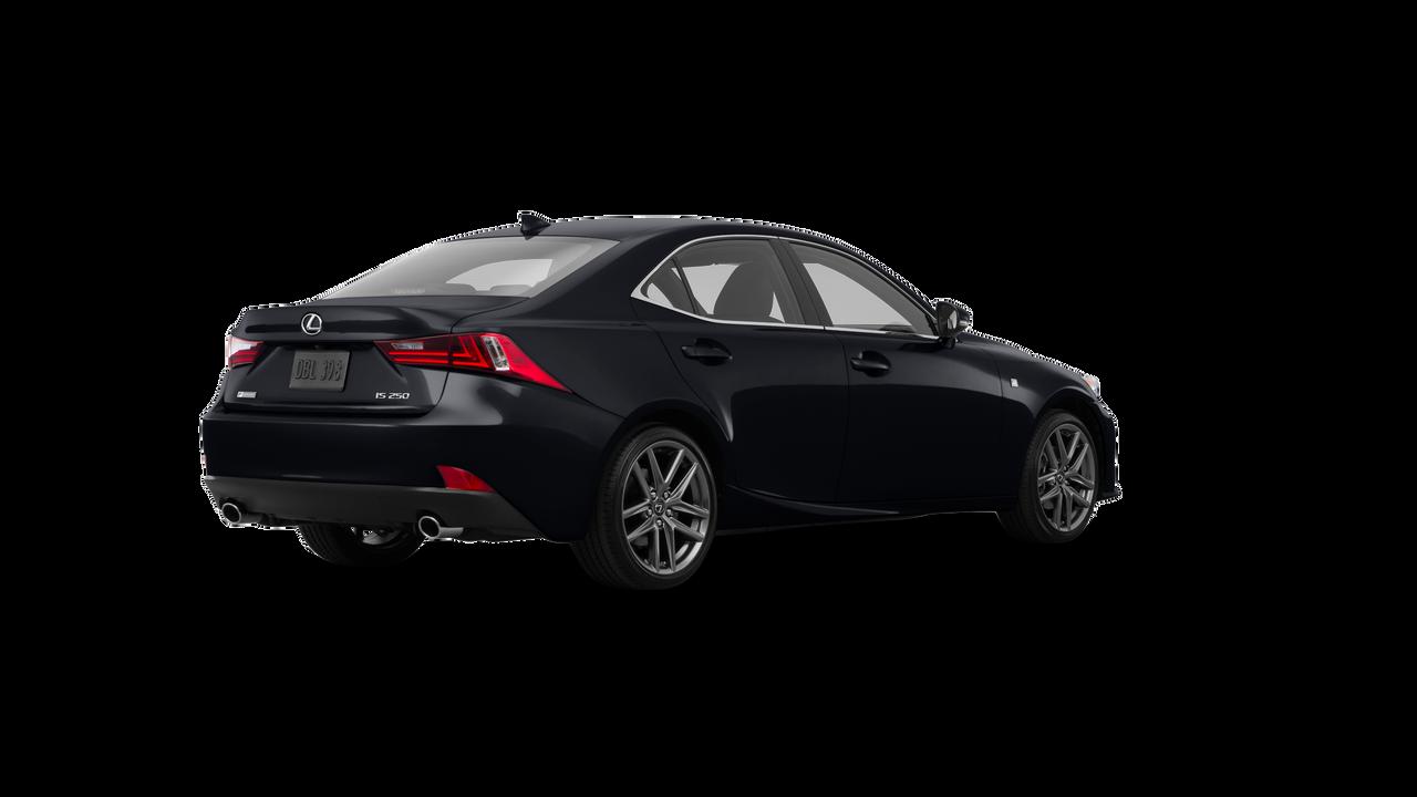 2015 Lexus IS 4dr Car
