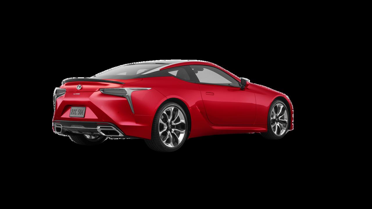 2018 Lexus LC 2dr Car