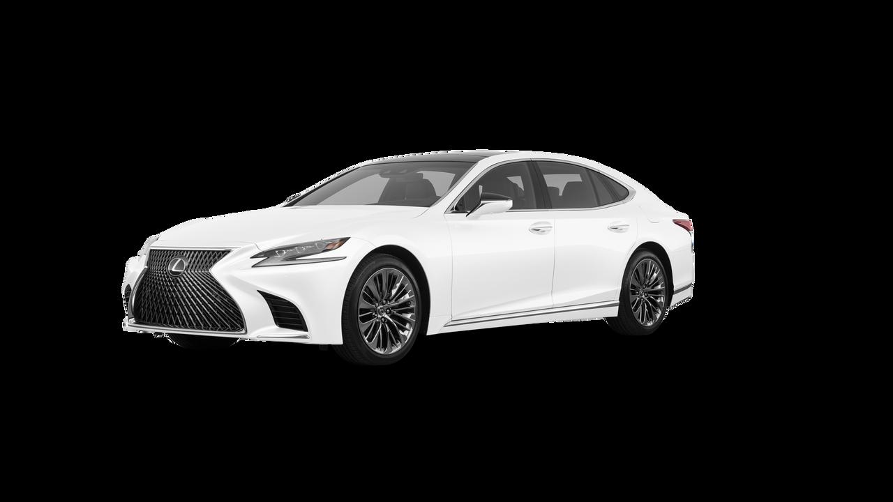 2020 Lexus LS 4dr Car