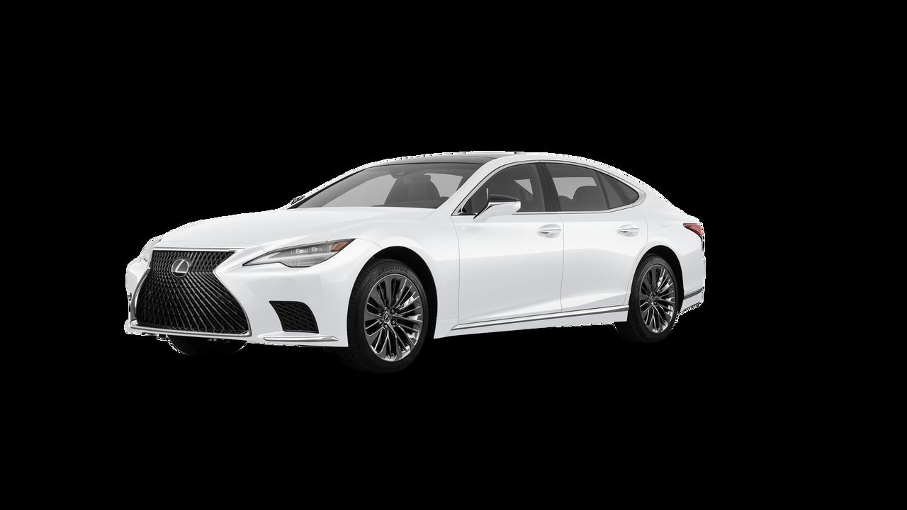 2021 Lexus LS 4dr Car