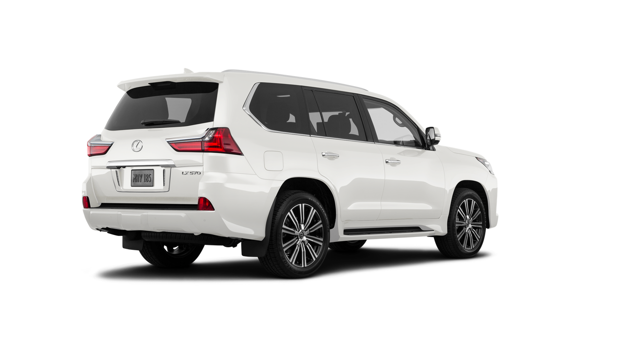 2018 Lexus LX Sport Utility