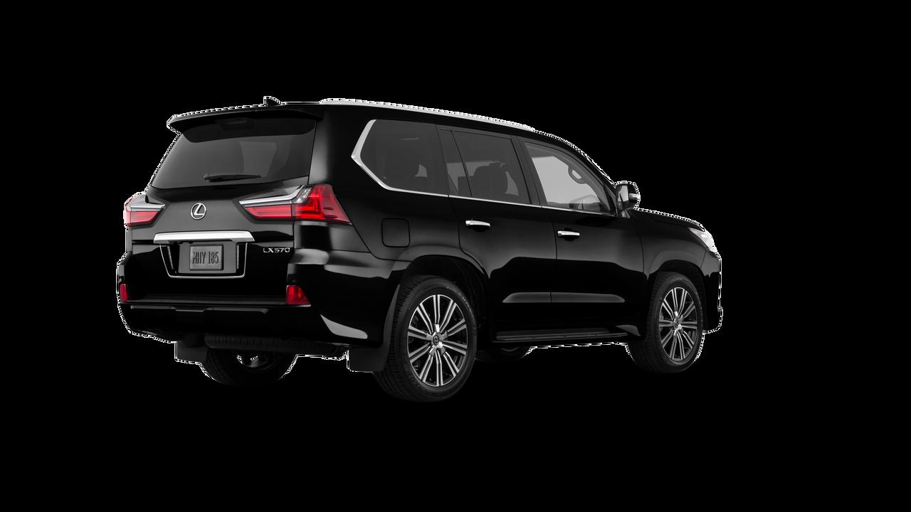 2019 Lexus LX Sport Utility