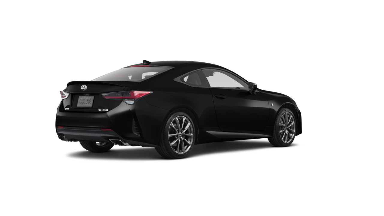 2021 Lexus RC 2dr Car