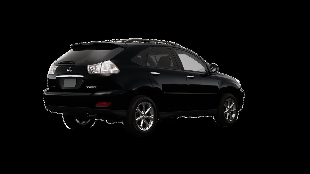 2009 Lexus RX Sport Utility