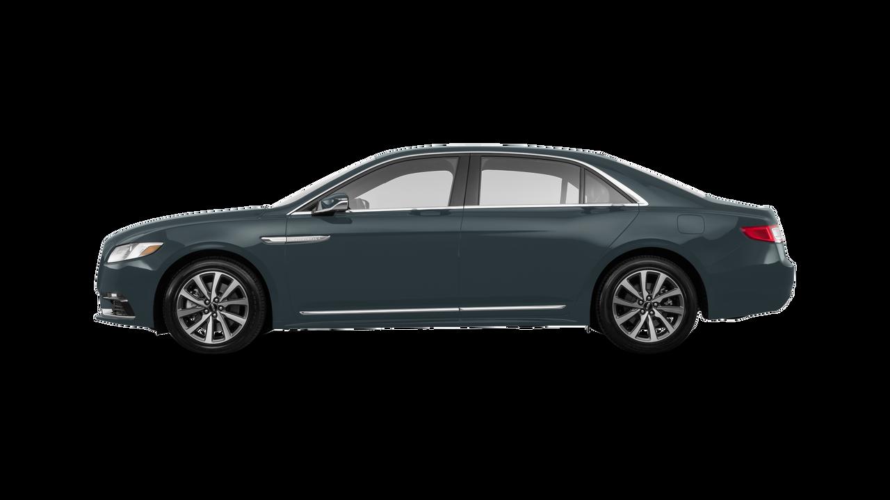 2017 Lincoln Continental 4dr Car
