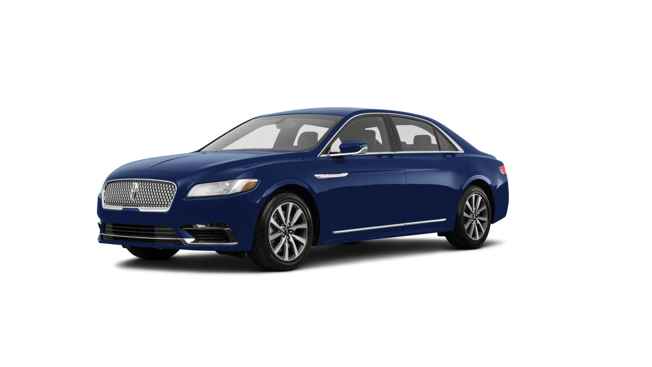 2017 Lincoln Continental 4dr Car