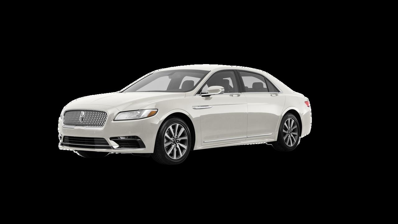 2018 Lincoln Continental 4dr Car