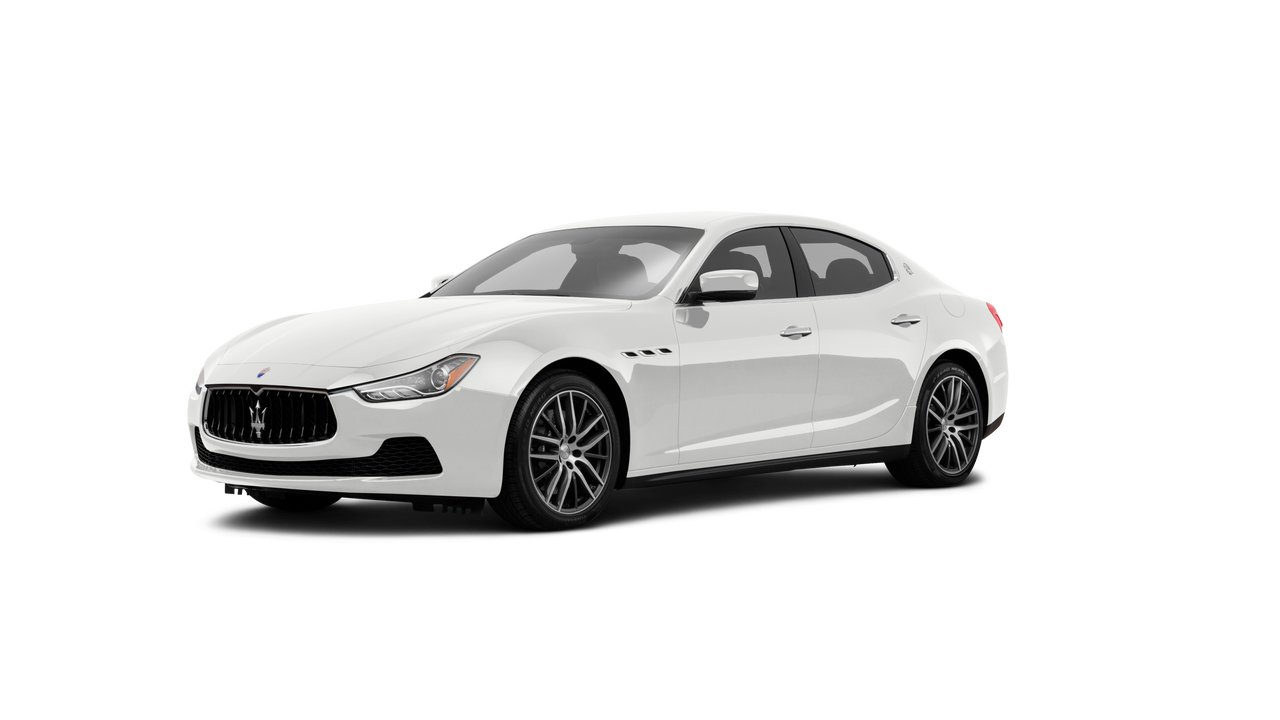 2015 Maserati Ghibli 4dr Car