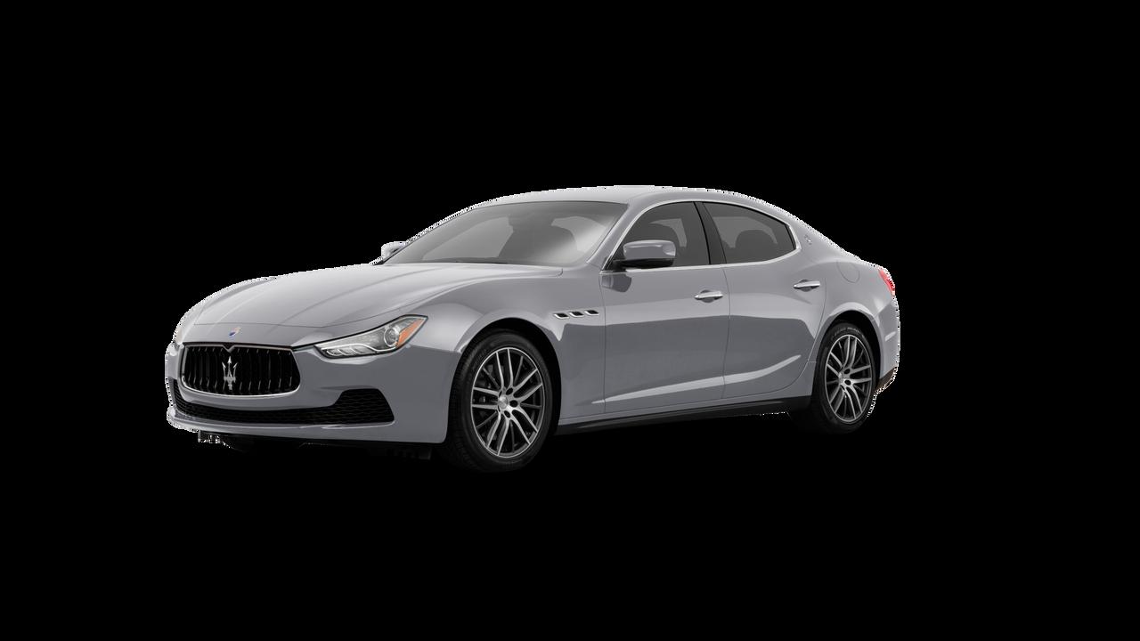 2016 Maserati Ghibli 4dr Car