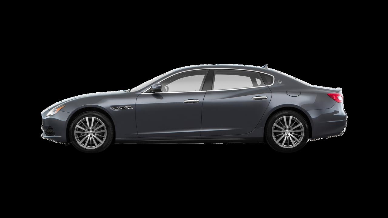 2018 Maserati Quattroporte 4dr Car