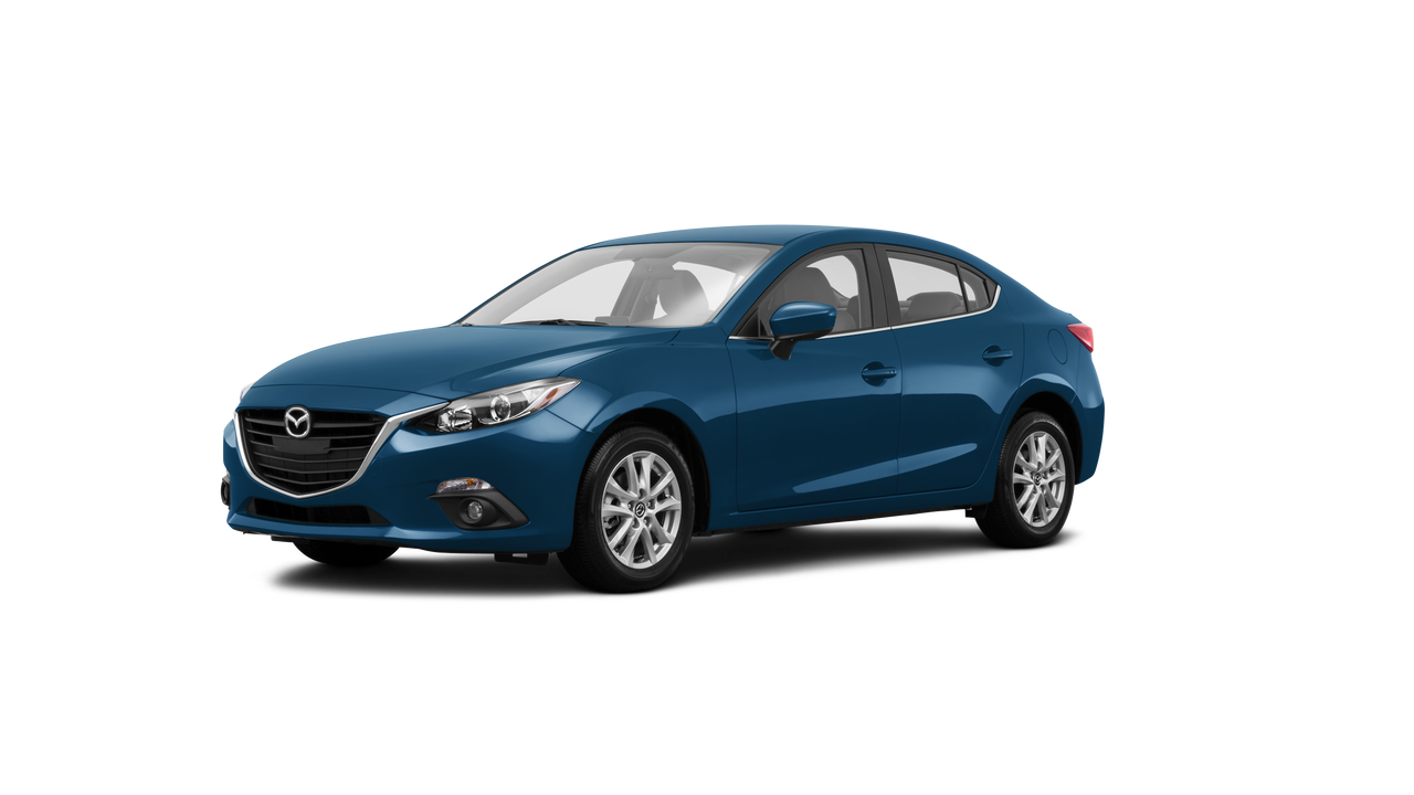 2015 Mazda Mazda3 Hatchback