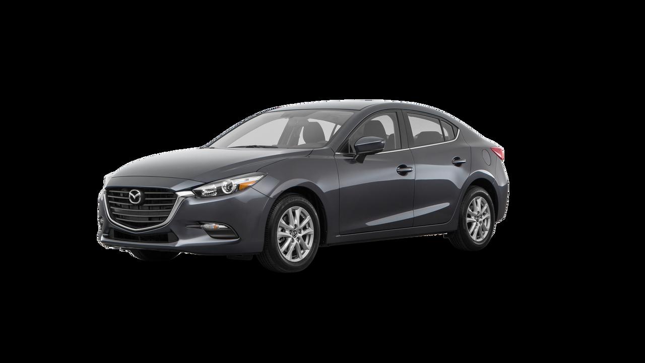2017 Mazda Mazda3 4dr Car