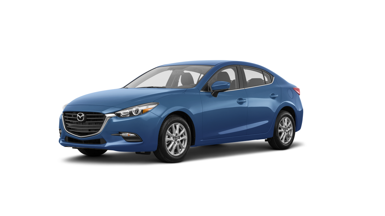2018 Mazda Mazda3 4-Door 4dr Car