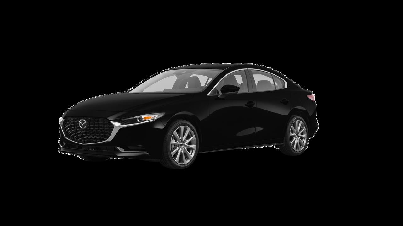 2020 Mazda Mazda3 4dr Car