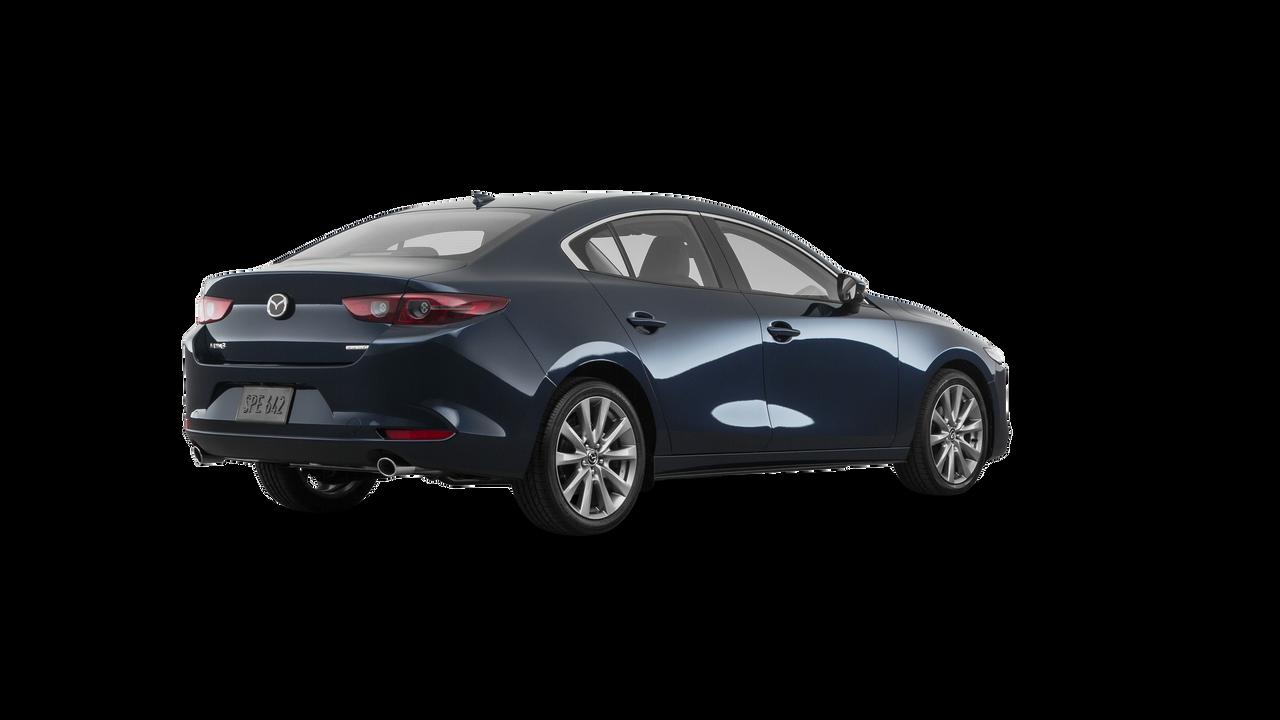 2020 Mazda Mazda3 Sedan 4dr Car