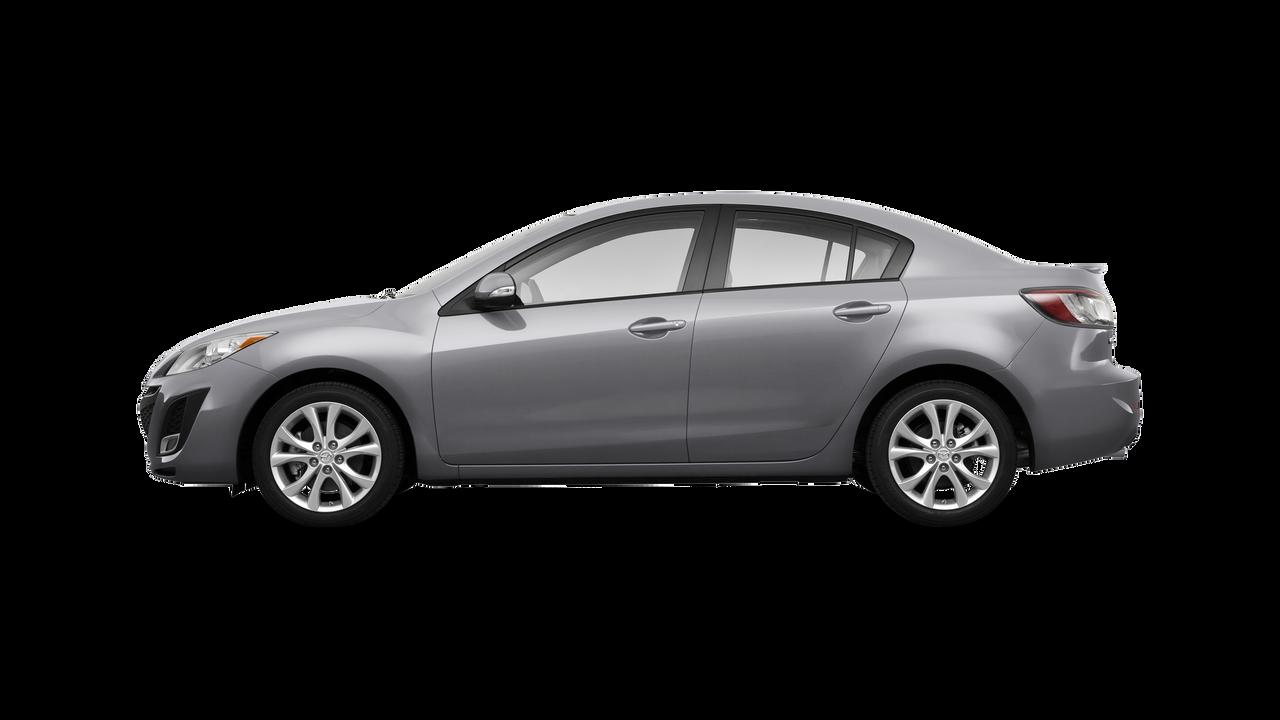 2010 Mazda Mazda3 Hatchback