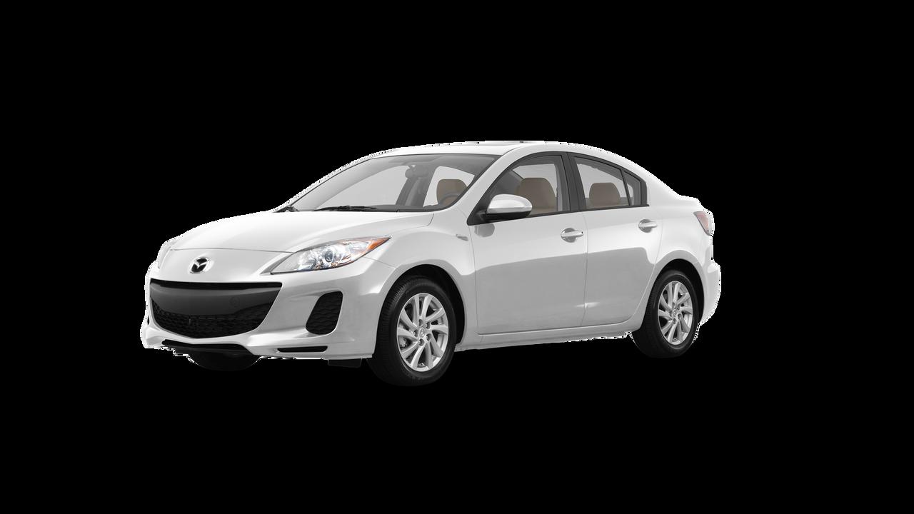 2012 Mazda Mazda3 4dr Car