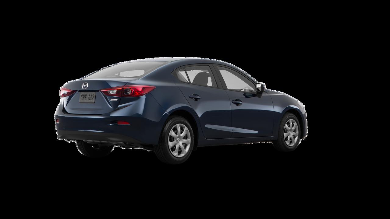 2015 Mazda Mazda3 4dr Car