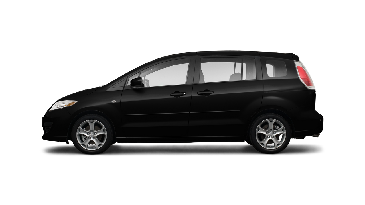 2008 Mazda Mazda5 Mini-van, Passenger
