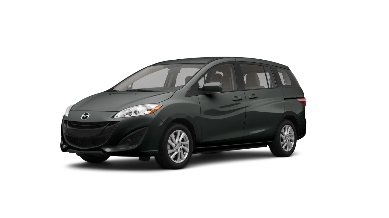 2012 Mazda Mazda5 Mini-van, Passenger