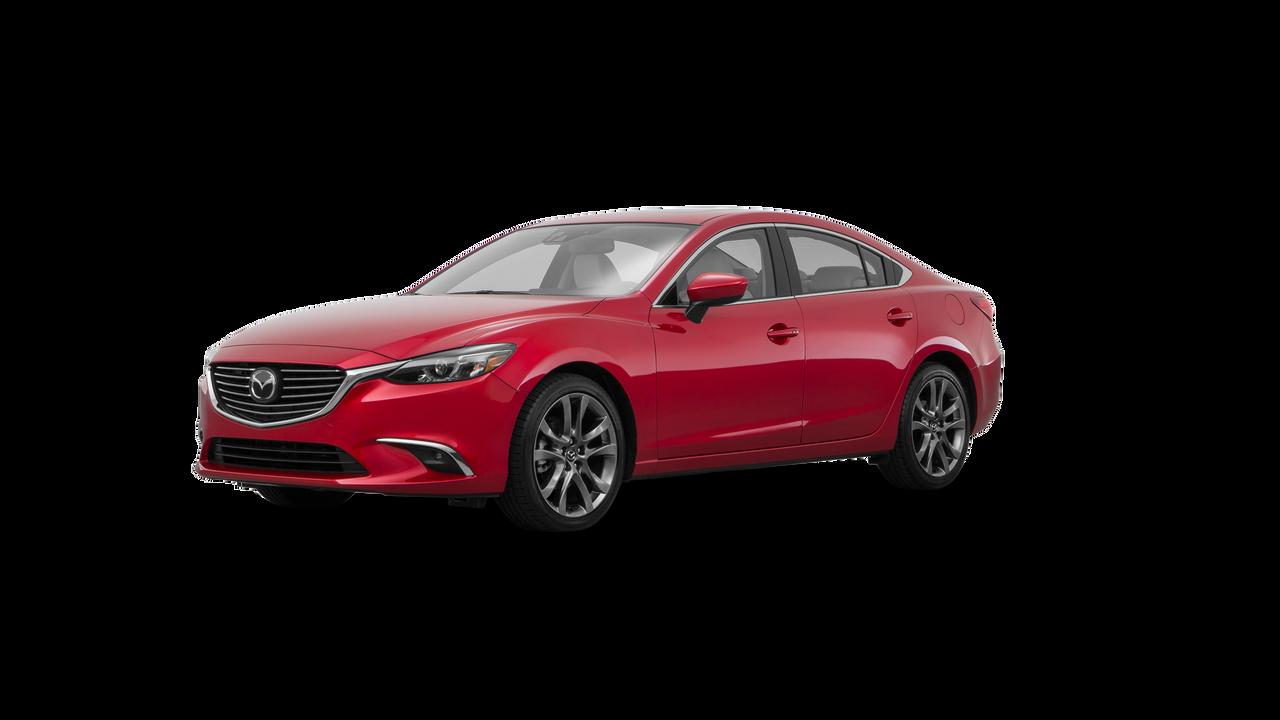 2016 Mazda Mazda6 4dr Car