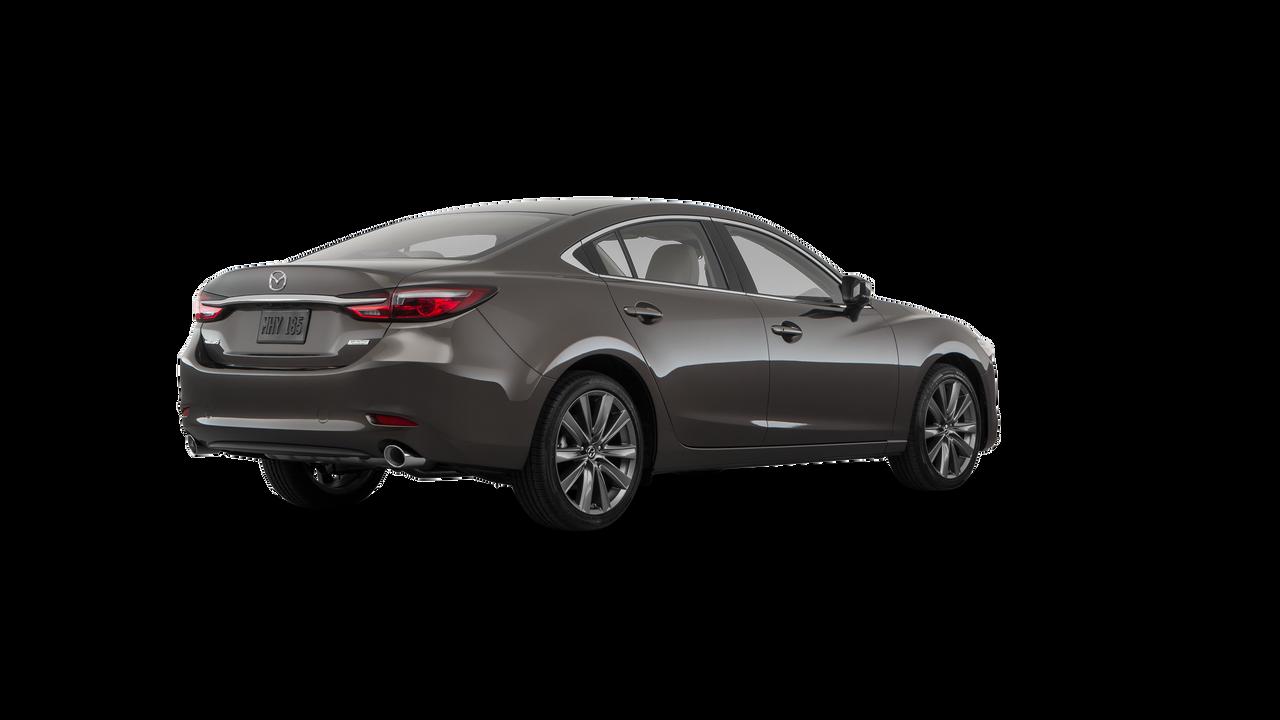 2018 Mazda Mazda6 4dr Car