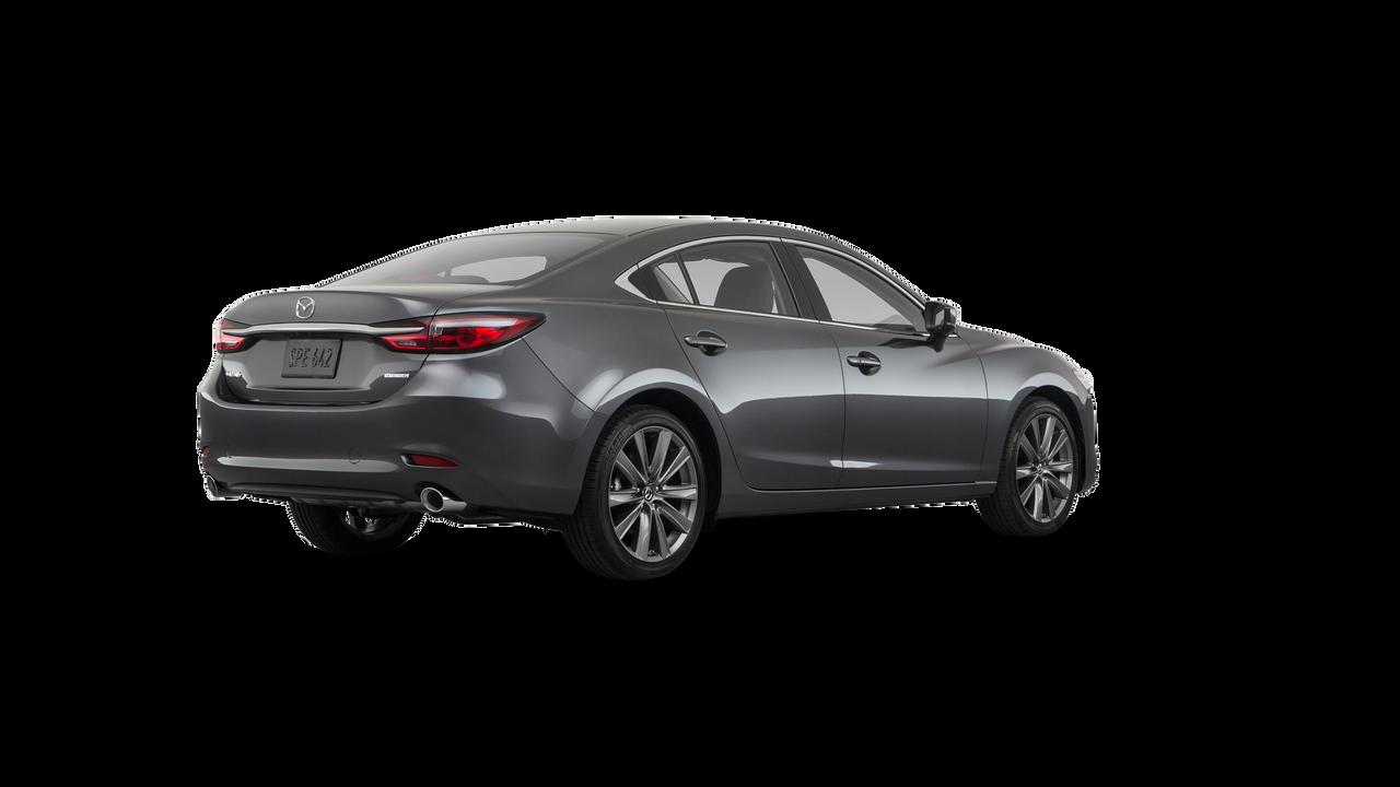 2019 Mazda Mazda6 4dr Car