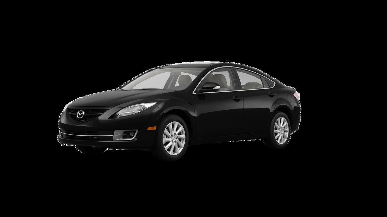 2012 Mazda Mazda6 4dr Car
