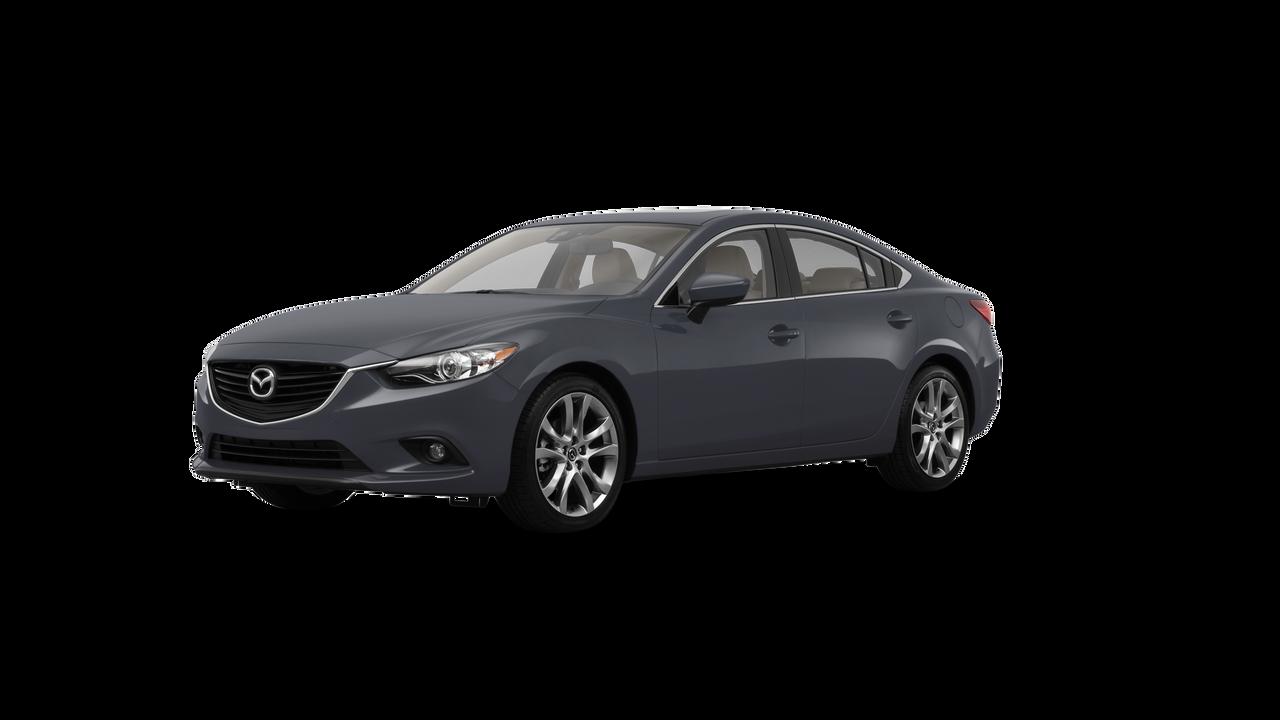 2014 Mazda Mazda6 4dr Car
