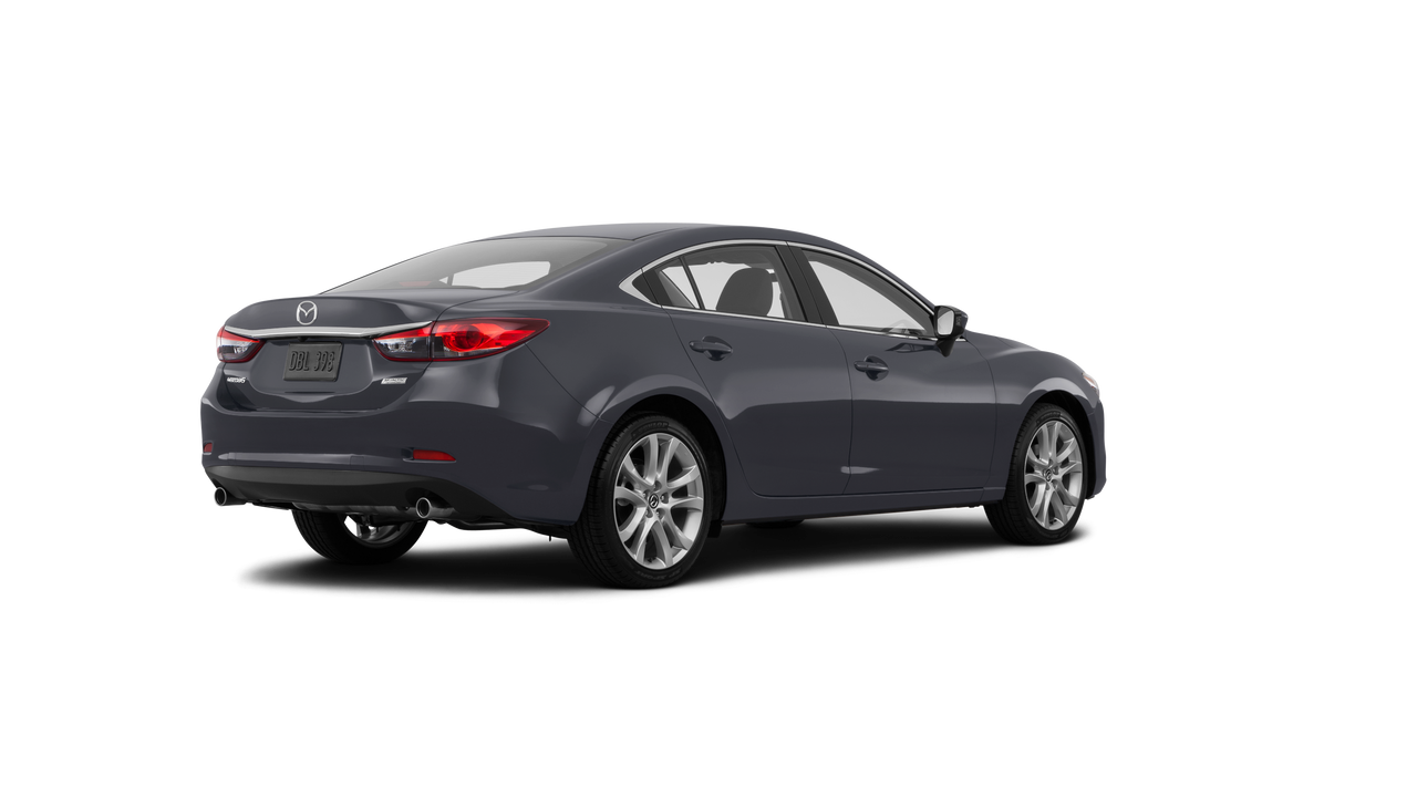 2015 Mazda Mazda6 4dr Car